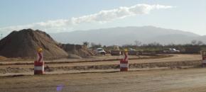 Ruta Nacional Nº146 y Acceso a la Av. De Las Cañadas y R.N.NºV146 y R.N. Nº147. Provincia de San Luis